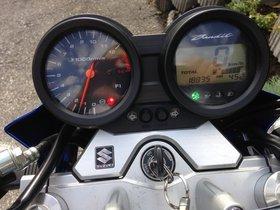 Suzuki 650 Bandit GSF A