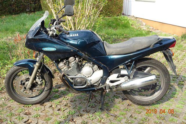 Yamaha XJ 600 S Diversion