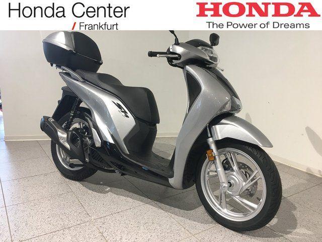 HONDA SH 125i inklusive Topcase Modell 2019!