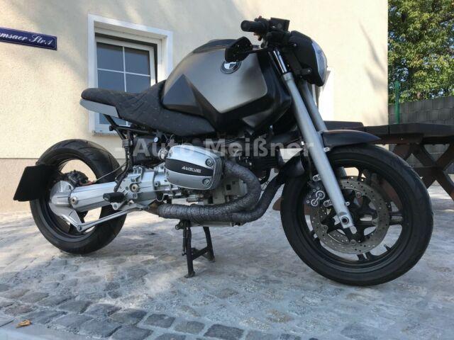 BMW R1100 Cafe Racer Umbau