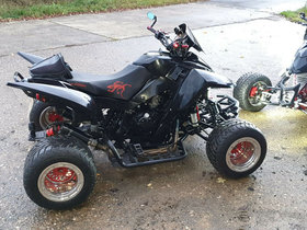 Quad Triton R1000 ATV 4 Zylinder 150PS LOF- 450