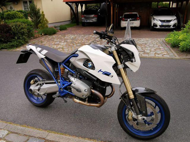 BMW HP 2 Megamoto