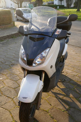 Yamaha Xmax YP125R