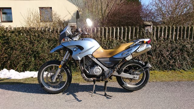 BMW F650 GS Enduro
