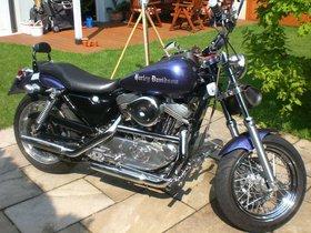 Harley Davidson XL/2 Sportster 883