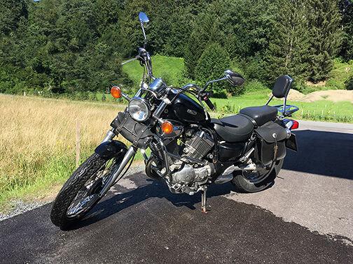 Yamaha Virago XV 400