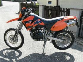 KTM LC4E 640 Sixdays