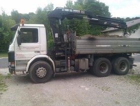 Scania 113H 320