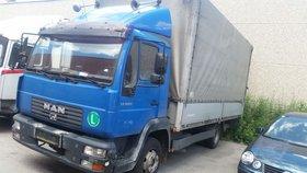 MAN Lastkraftwagen N2