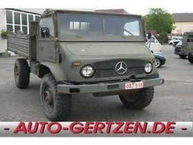 UNIMOG Mercedes 404 S Unimog Pritsche
