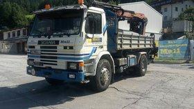 Scania H112