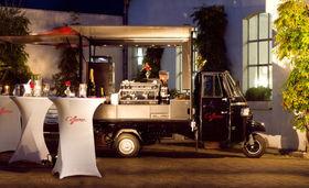 PIAGGIO APE Classic Espressobar