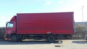 DAF FA 75 290 P 490