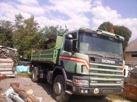 Scania P 124CB/4x2HZ 400
