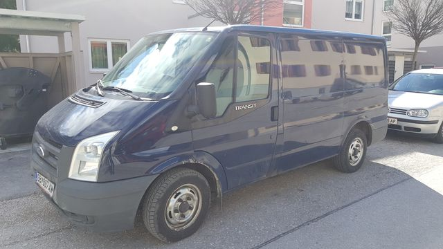 Ford transit 260