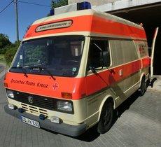VW LT 35 Rettungswagen