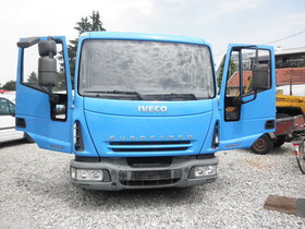 Iveco 120 E 21 Fahrgestell