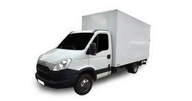 Iveco Daily 3,5t Hebebühne -Top Zustand- Erste Hand-