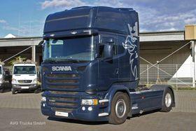 Scania R 490 Euro 6, Topline, Retarder, 2x Tank