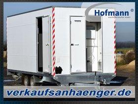 Hofmann Mobiler Sanitätsanhänger 2000kgGG Anhänger