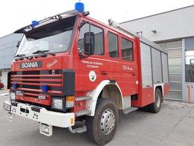 Scania P93 4x4 L250-38Z