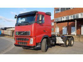 VOLVO FH-400 Blatt/Blatt/Blatt 6x4 Holztransporter