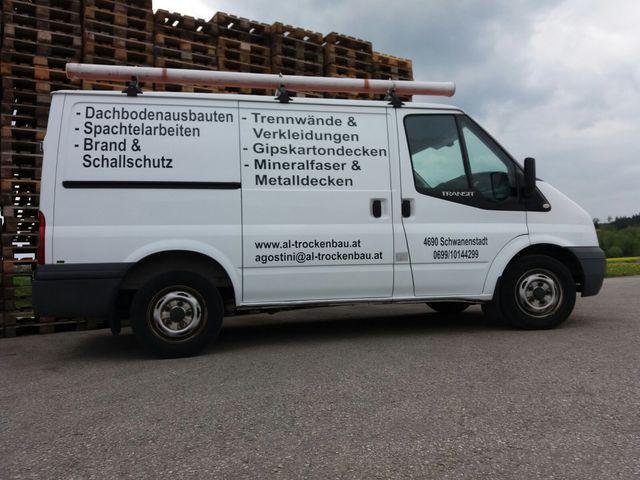 Ford Transit Kasten 260K/63KW