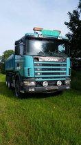 Scania 420 B 6x4 309 KW
