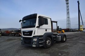 MAN TGS 18.400 / EURO 6 / ADR / Kipphydraulik