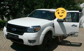 Ford Ranger 2,5D Hardtop Doppelkabine Klima