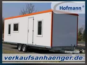 Hofmann Mannschaftswagen /Bürowagen / Infomobil / Mobiles Sanitätsbüro