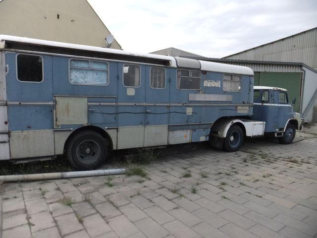 MAN 415 L Camper