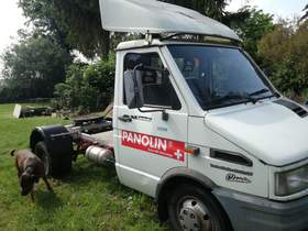 Iveco T-Daily Sattelschlepper 3,5t