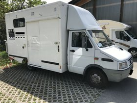 Iveco Daily Maskenmobil/ Makeup Vehicle