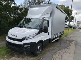 IVECO Daily   Pritsche Plane mit LBW