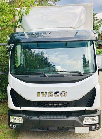 Iveco EuroCargo ML80 7,49t netto 36.658,- kein Wochenendfahrverbot