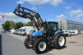 New Holland TD80D 3500Ah Frontlader