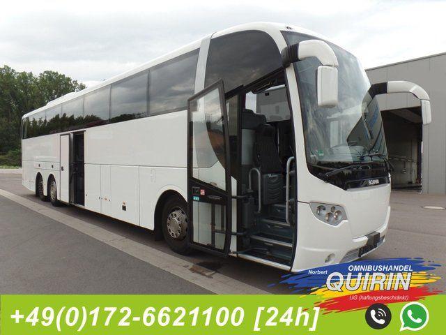 SCANIA OmniExpress 360-14.2 ( EZ 9/2013 ) 63-Sitzer Reisebus kaufen