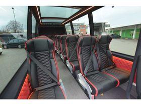 MERCEDES-BENZ Sprinter 519 ( SkyLite mit Glasdach ) VIP Bus Neuwagen Verkauf