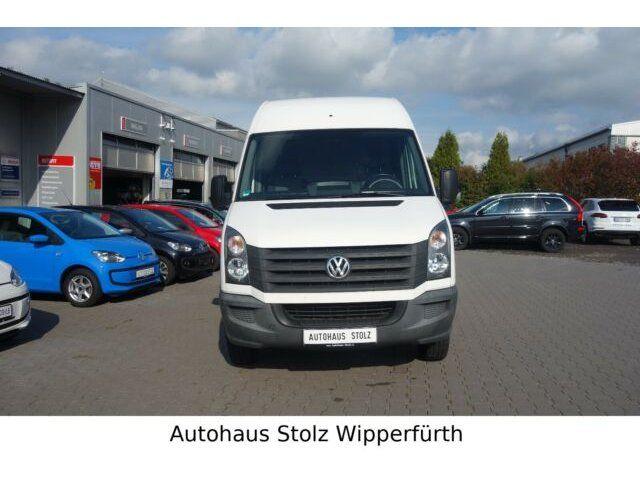 VW Crafter Kasten 50 mittel L2H2 Hochdach 3,5 to