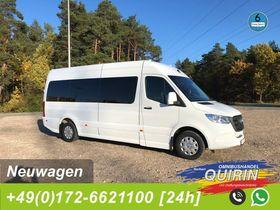 MERCEDES-BENZ Sprinter 17 Sitzer Kleinbus (2019) günstig kaufen W907 | Netto: 5