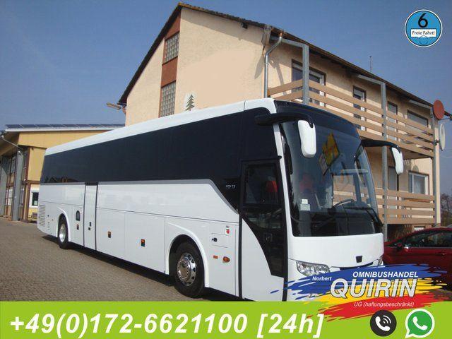 TEMSA HD 13 (57 Sitze + WC + Euro 6) Busverkauf aus 1. Hand | Netto: 142.000