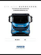 Iveco EuroCargo 80 220Ps 6700ccm netto 33.250.—