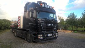 Iveco AS440S50T/PE Ecostralis 500 PS guter Zustand