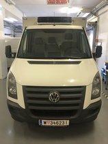 VW Crafter L3 35 TDI, Xarios 350Mt Kühlanlage