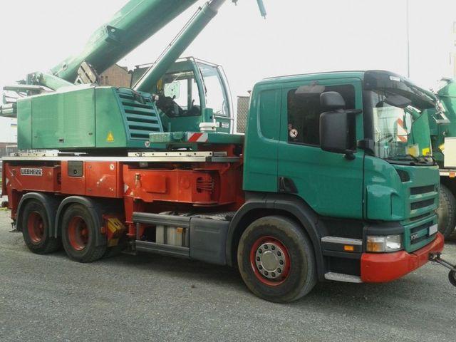 Scania LIEBHER LTF 1035-3.1