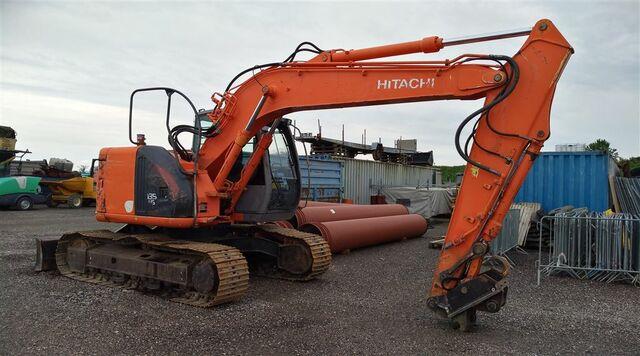 Hitachi ZX135US