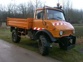 Unimog 416 Bj. ´77, 125PS, schnelle Achsen, TÜV 11/2012