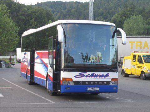 Setra/Kässbohrer S 315 GT-HD