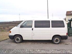 VW T4 Transporter 3-3-3